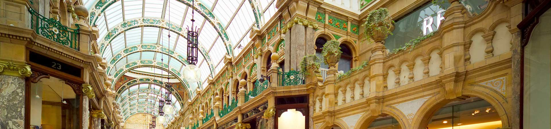 Victoria Quarter Shopping Centre, Leeds