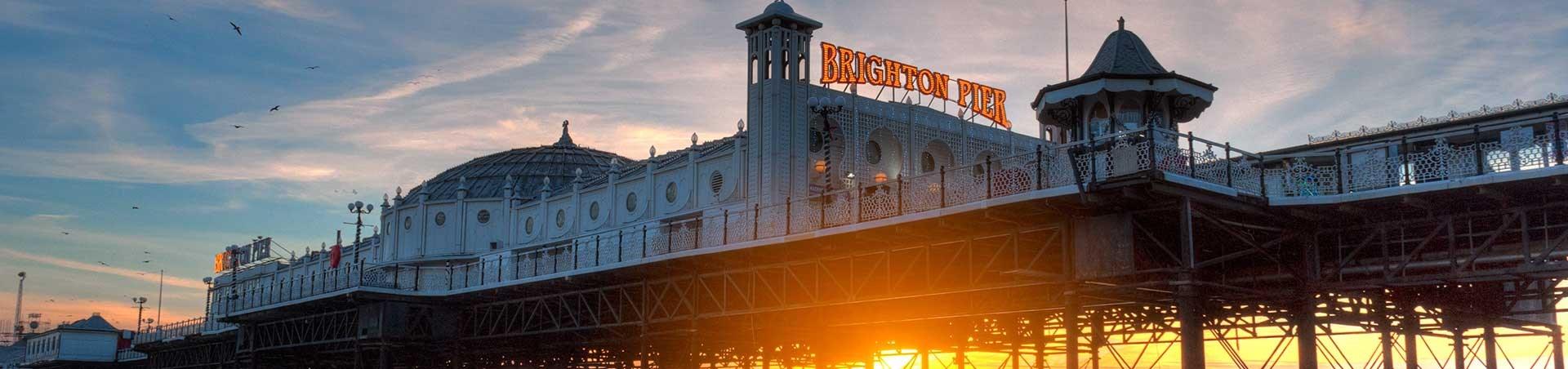 Cheap Coach Travel To Brighton National Express