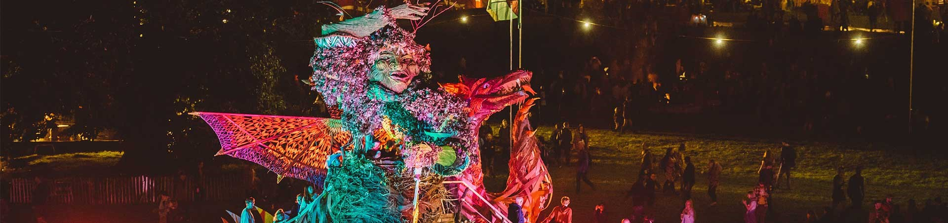 Book coach travel to Green Man Festival