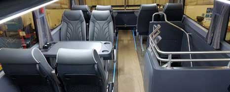 Seat Reservation National Express Coaches