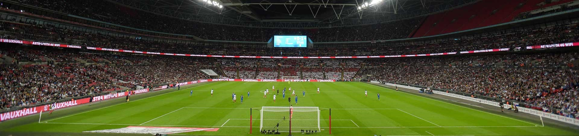 Book official coach travel to Wembley Stadium
