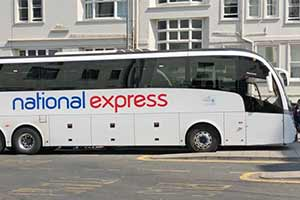 caee6aa3a2c Dad blogger, John hadn't travelled on a National Express coach since the  90s. Find out how he and his two children got on with their day trip to  Brighton in ...