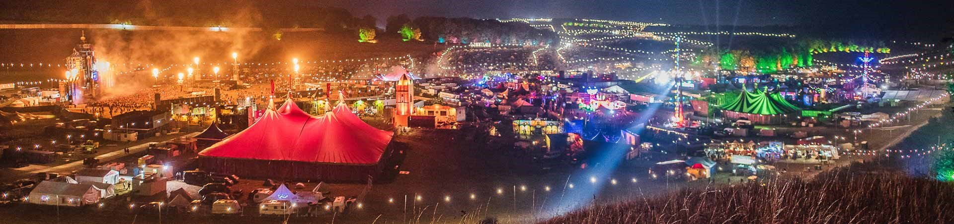 Travel to Boomtown Fair by coach with easy, convenient return services from National Express