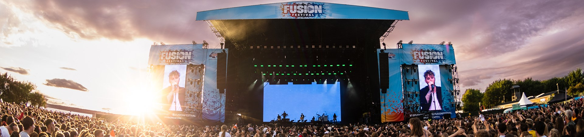 Catch coach travel to Fusion Presents events with National Express