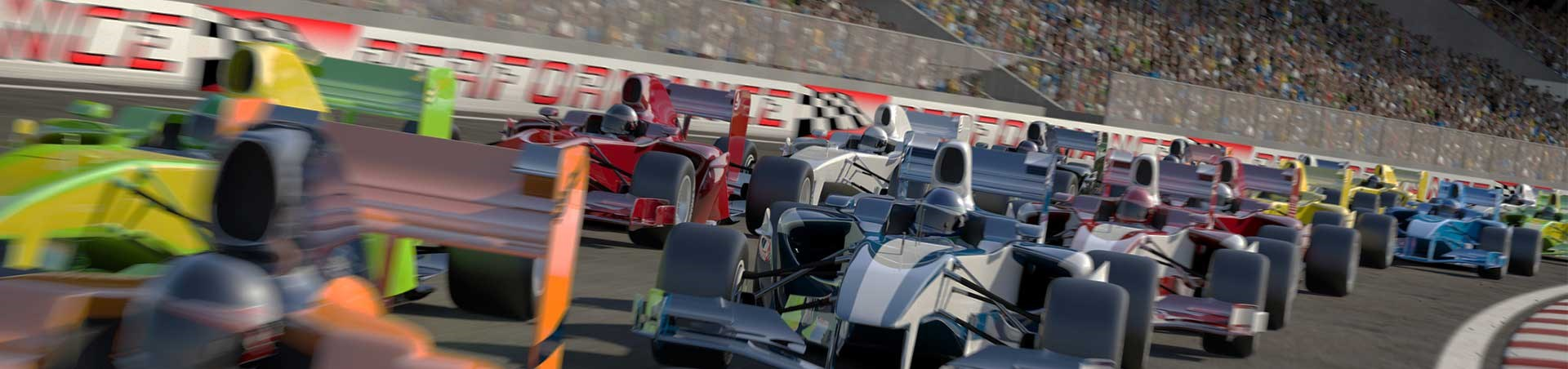 Travel to Formula 1 racing by coach with National Express